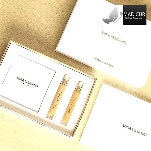 Tratamiento Facial Sublime Gold 24k  para casa.