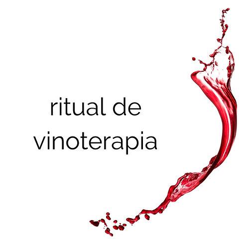 ritual de vinoterapia