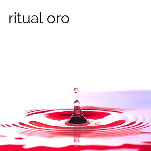 Ritual Oro
