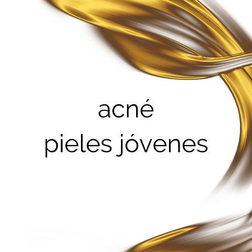 acné pieles jóvenes