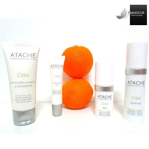 tratamiento C Vital piel normal y seca