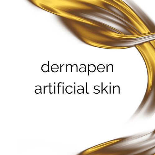 dermapen artificial skin facial y/o labios