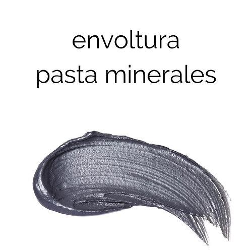 envoltura pasta minerales