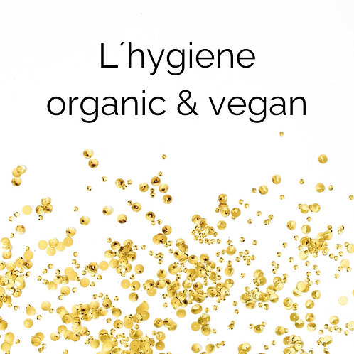facial l´hygiene organic & vegan