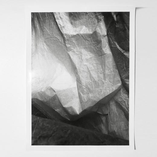 Brief Shape . Digital photography / gelatin silver print