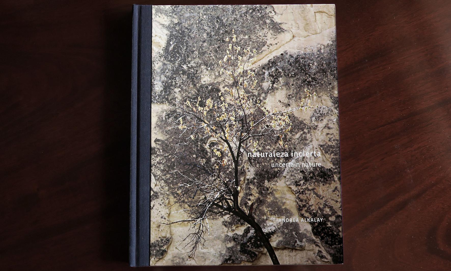 uncertain nature photo book