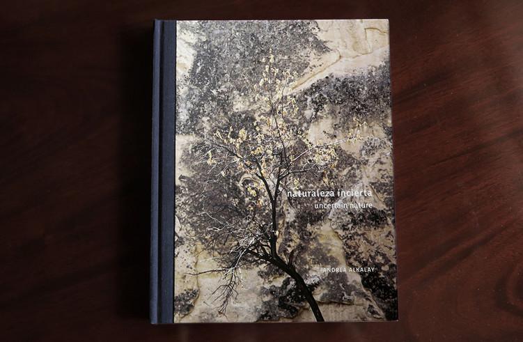 libro de fotos de naturaleza incierta