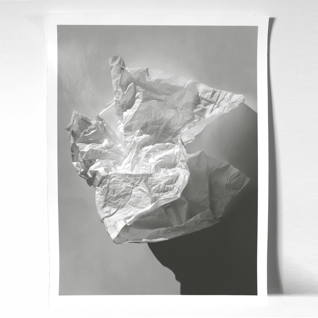 Brief Shape . Digital photography / gelatin silver print