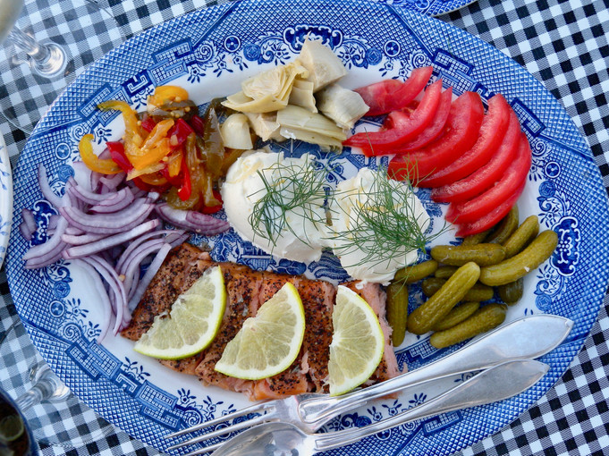 Marriner's Salmon Anti Pasto Plate 2.jpg
