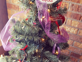 Mission of the Month: The Lenten Tree