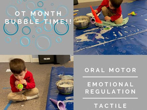 OT Month at Leaps & Bounds