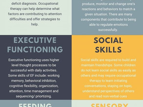 How Could Occupational Therapy Help My Child?