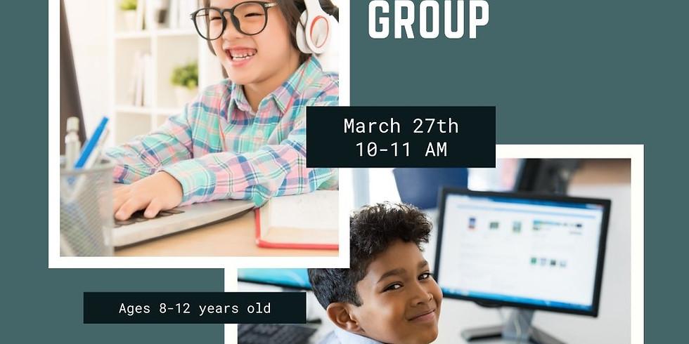 Virtual Social Skills Group