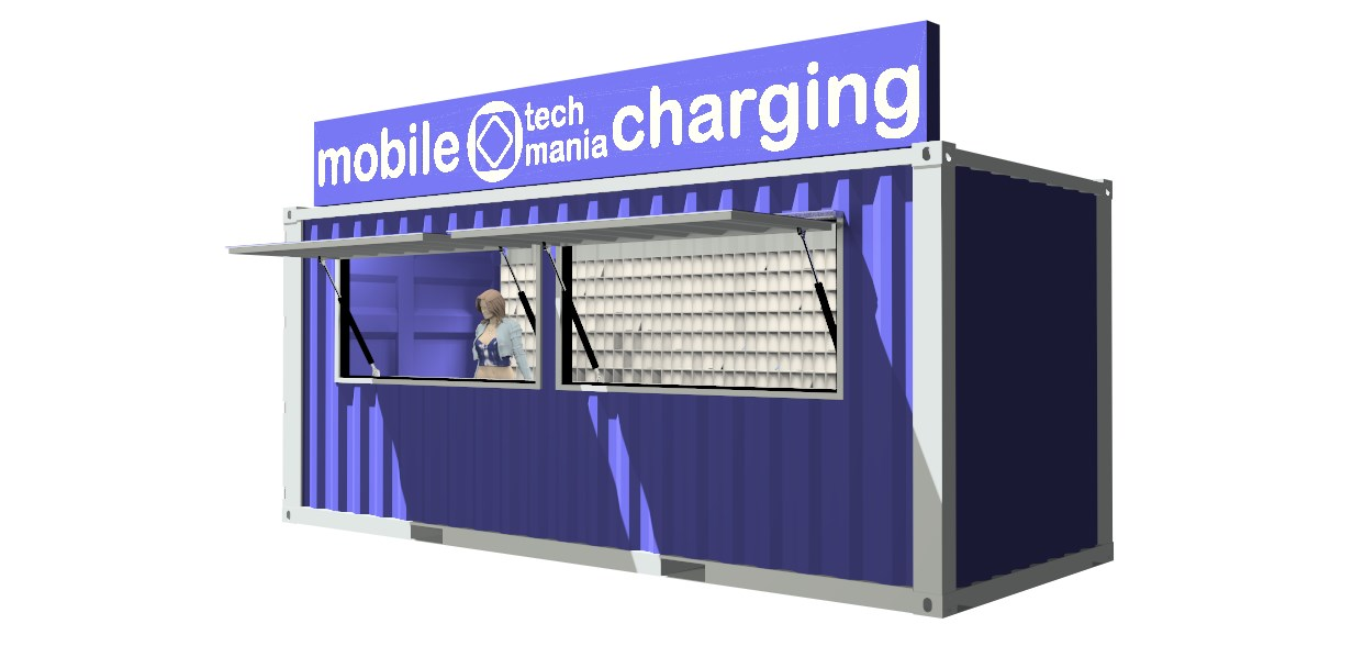 Techmania Charging V02P02