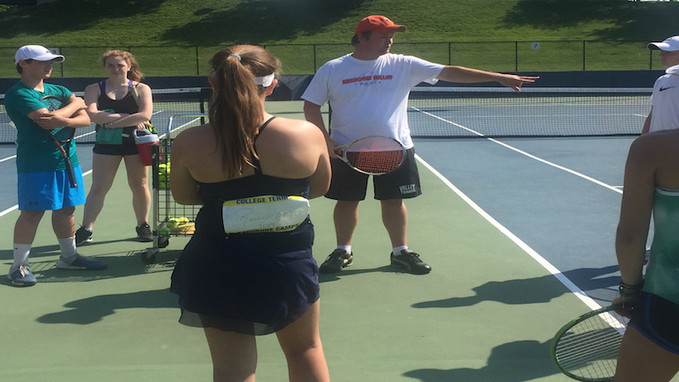 COLLEGE TENNIS: PREPARE FOR CHANGE