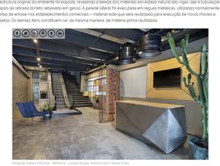 TC Arquitetura na Revista As Arquitetas