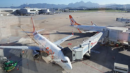 Salas VIPs e Lojas de Departamentos em Aeroportos