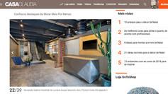 TC Arquitetura na Revista Casa Cláudia