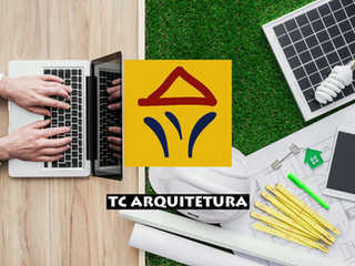 A TC Arquitetura está de site novo!!!