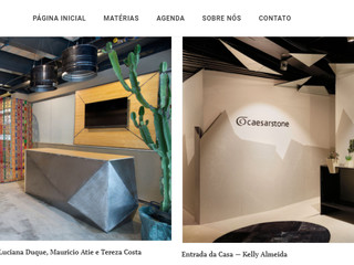 TC Arquitetura na Revista habitare