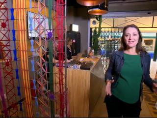 TC Arquitetura no Globo | RJTV 1ªedição :-D