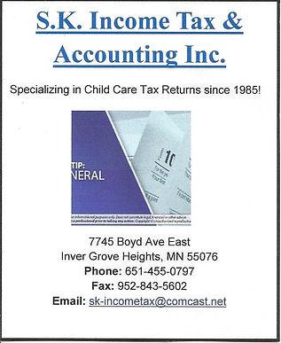 S & K Tax
