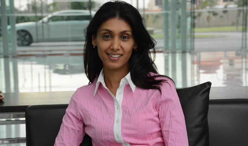 BazaarMoney : Roshni Nadar is the new chairman of HCL Tech