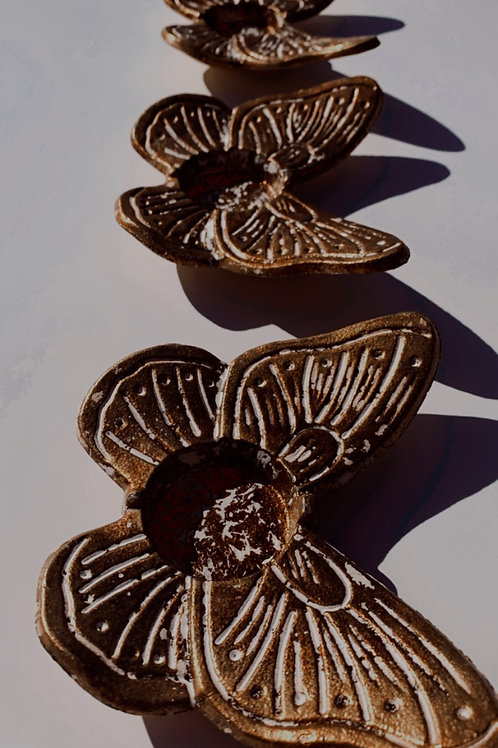 Butterfly Sage Holder