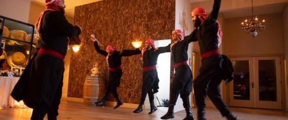 R & S- Debka Dancers