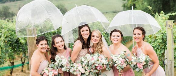 Olivia's Bridesmaids