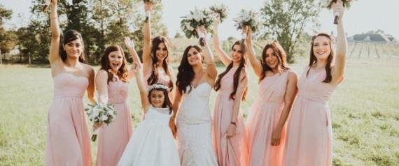 R & S: Bridesmaids