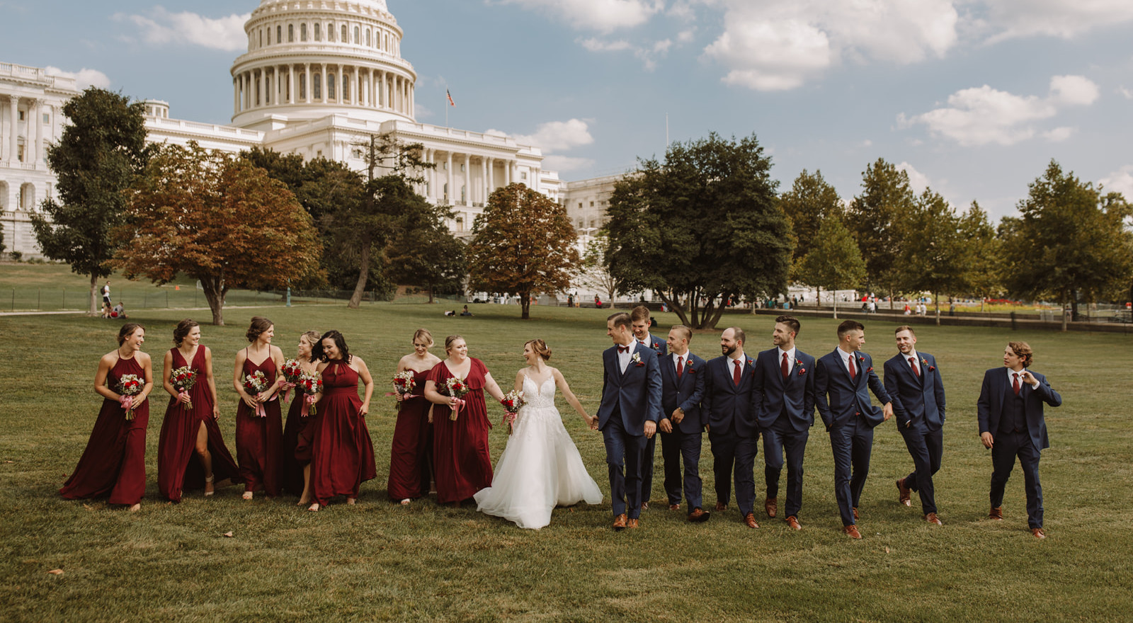 kaitlyn and kurt bridal party capitol sh
