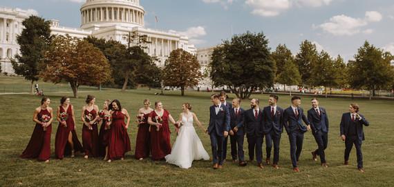 kaitlyn and kurt bridal party capitol sh