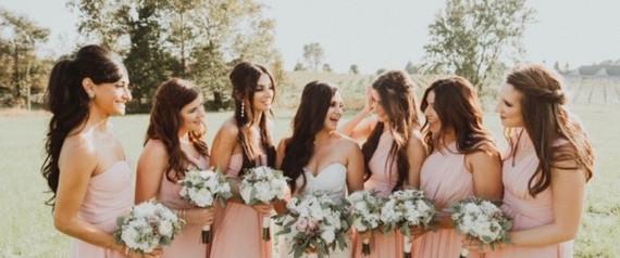R & S- Bridesmaids