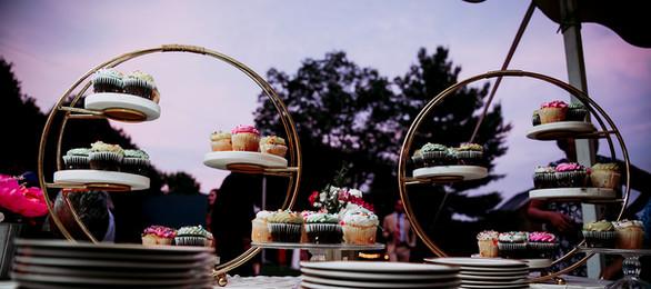 Cupcake Rental Stands