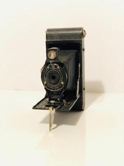 acordion vintage camera