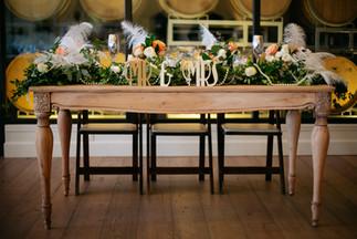 Head Couple Table