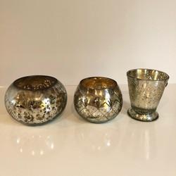 vintage mercury votives