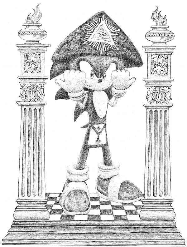 Masonic Hedgehog