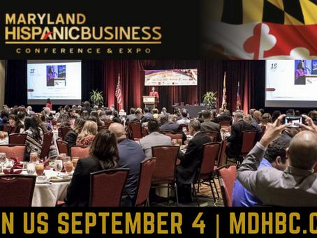 Entrevista a María Rodríguez sobre la Conferencia de Negocios Hispanos en Maryland