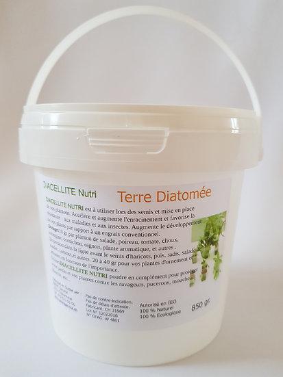 Diacellite Nutri granulés 850 gr. pour plantes, plantons
