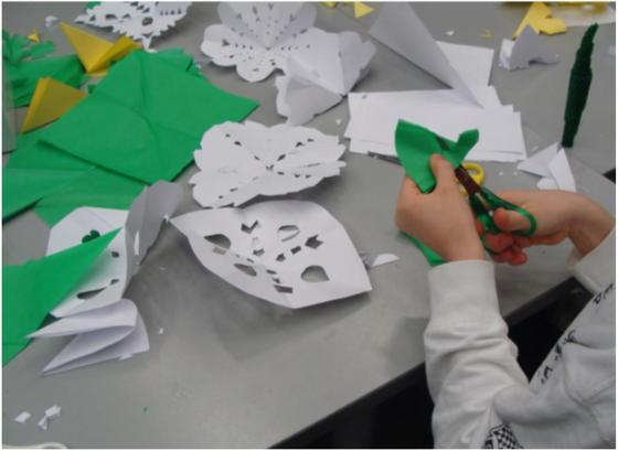 Ihan pihalla -hankkeen eteneminen Pyörön kotitalousopetuksessa ja joulupajat
