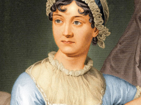 Girl-Power do Mês: Jane Austen