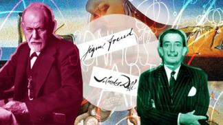 A FORTE INFLUÊNCIA DE FREUD SOBRE O GRANDE PINTOR SALVADOR DALI