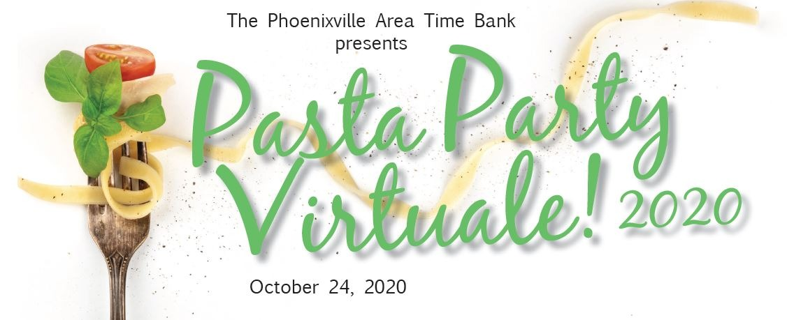 Pasta Party Virtuale 2020! @ St John's Lutheran Church