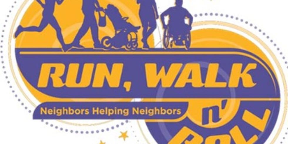 Run, Walk, n' Roll 5K Event!