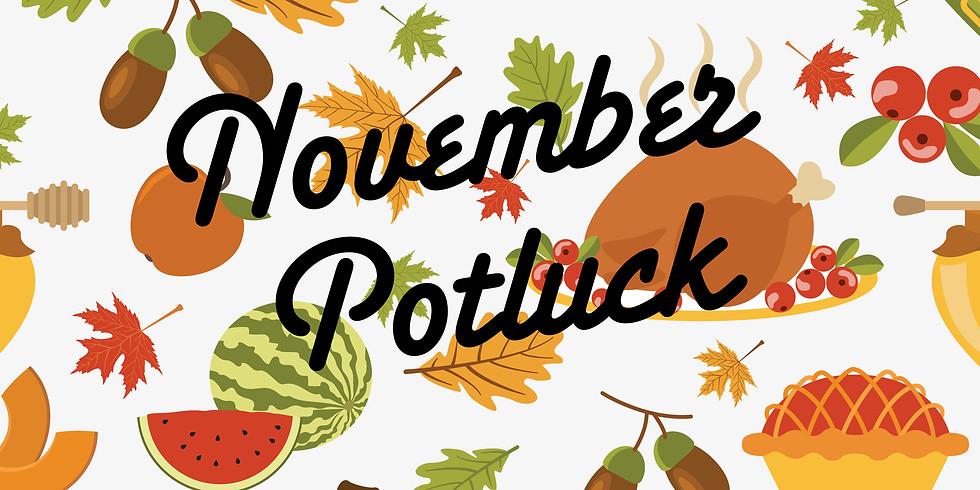 November Potluck