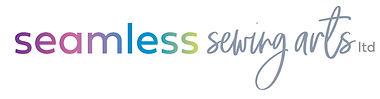 Seamless Sewing Arts logo full