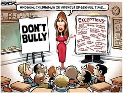 Trumpism Republican Civil Warp-bully