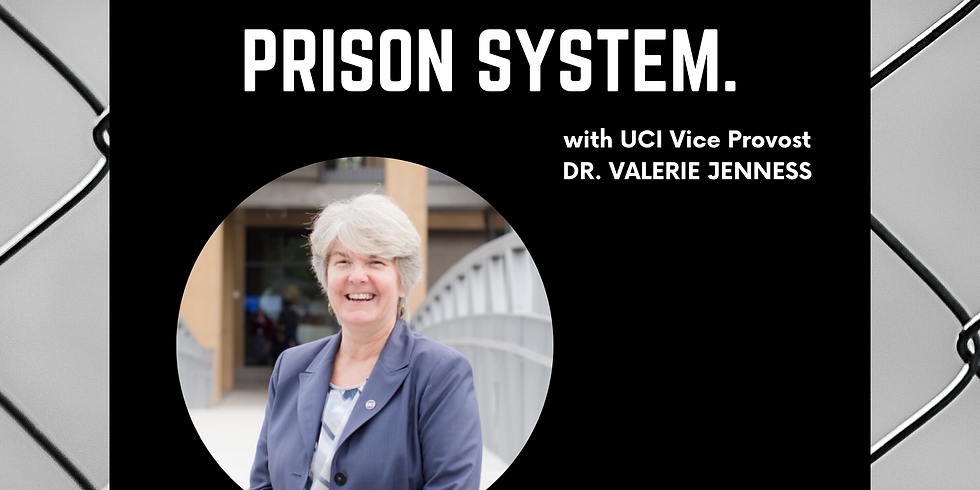 Vice Provost Jenness' Panel on Transgender Women in Prison